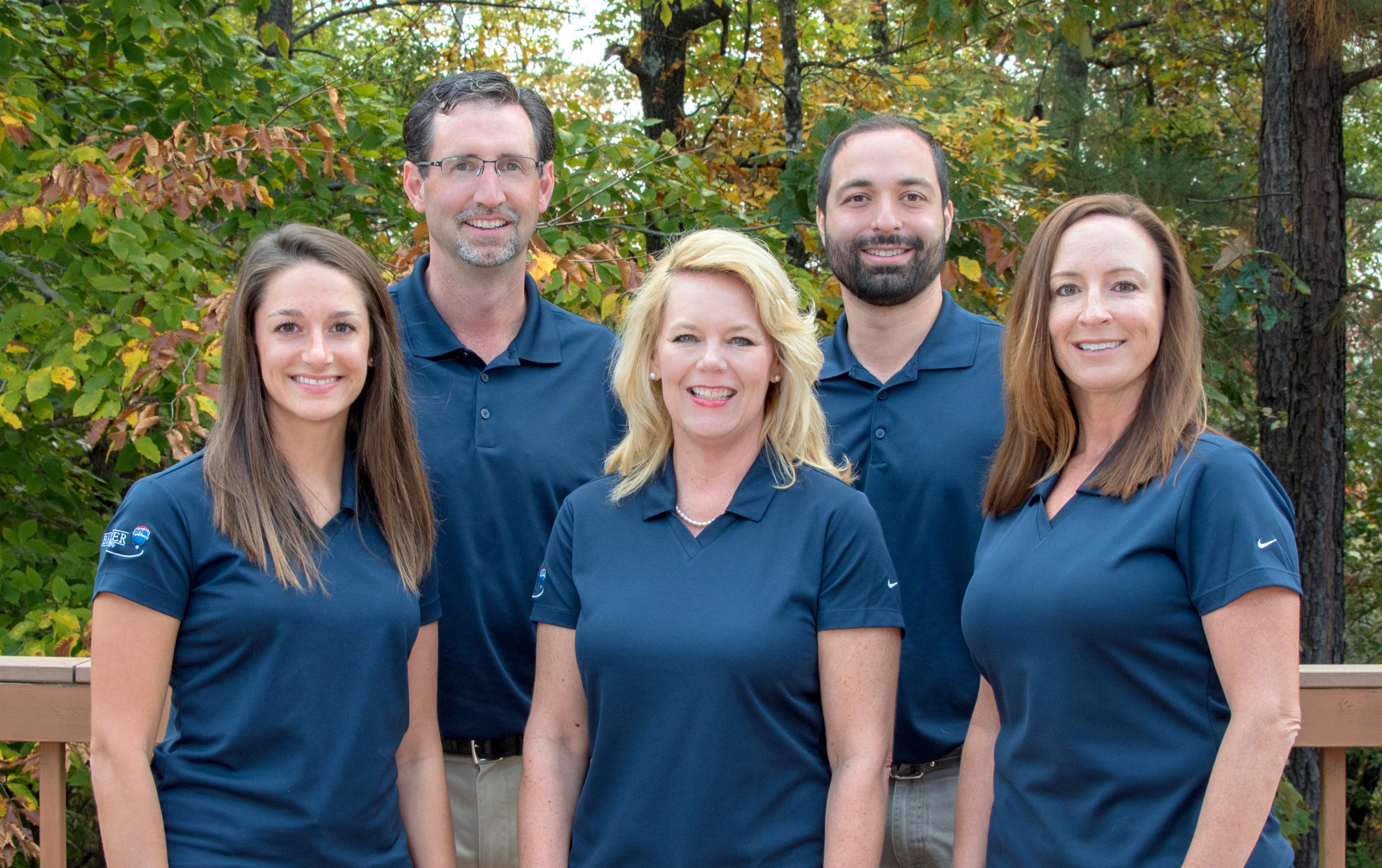 The Baxter Team