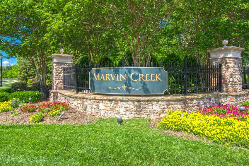 Marvin Creek