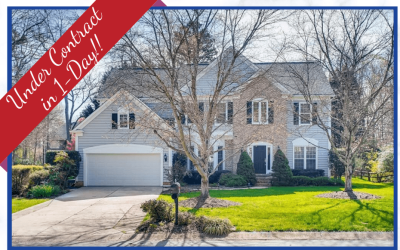 8906 Parkcrest Street – Under Contract 1-Day!!