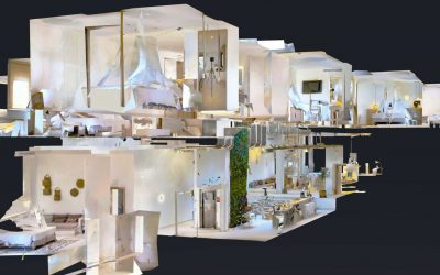 3D Virtual Home Walkthrough Technology
